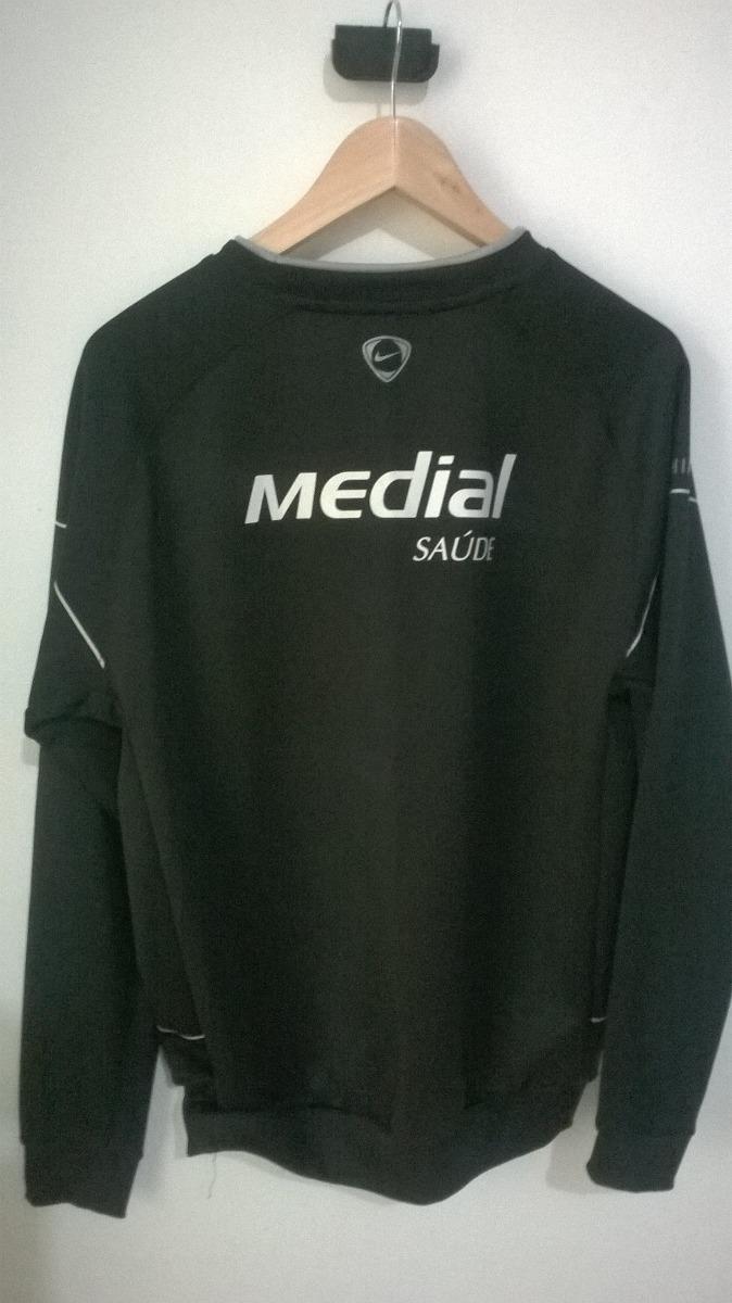 blusa manga longa camisa camiseta de treino corinthians. Carregando zoom. 7d4654d8acdbf