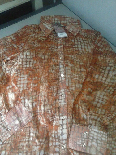 blusa manga longa de chifon, tam g