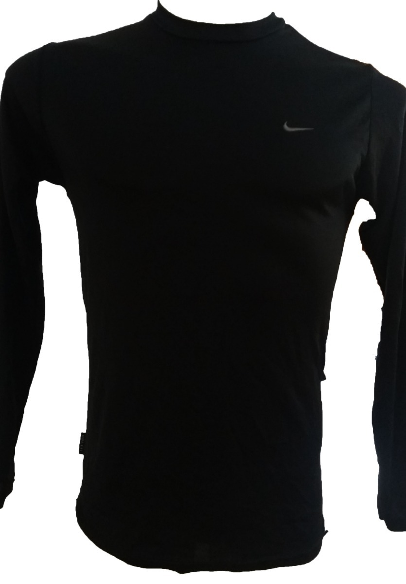 b1df238932 Blusa Manga Longa Nike Dri Fit Masculina - Tamanho M - R  100