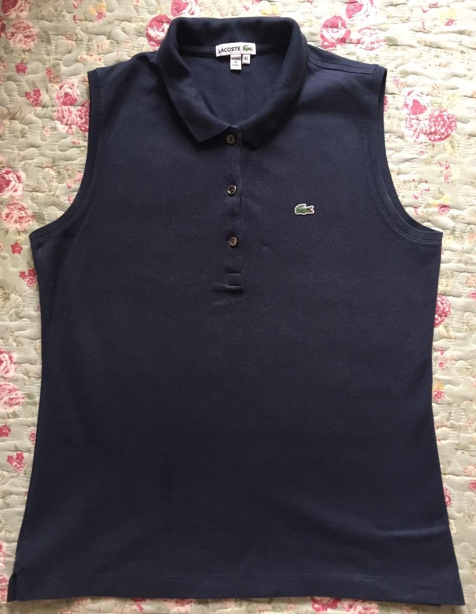 5ef21257acaf4 blusa marca lacoste mujer. Cargando zoom.