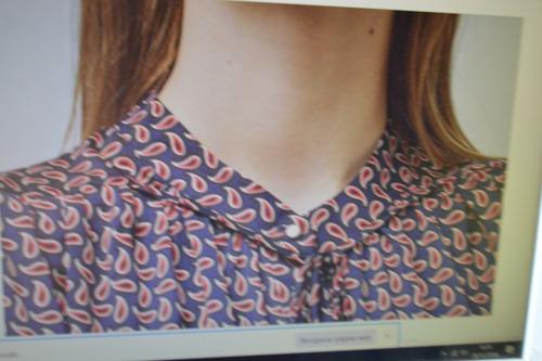 blusa marca  mango  talla m  nueva