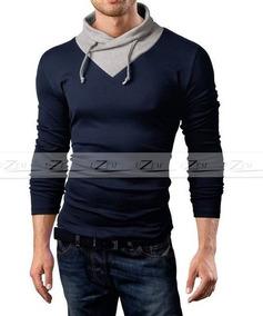 6b5e3b1463 Blusa De Frio Manga Comprida Masculina - Calçados, Roupas e Bolsas ...