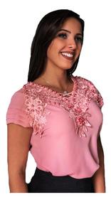 51effdb230cff8 Blusa Moda Evangélica Plus Size Tamanhos Grandes Barata