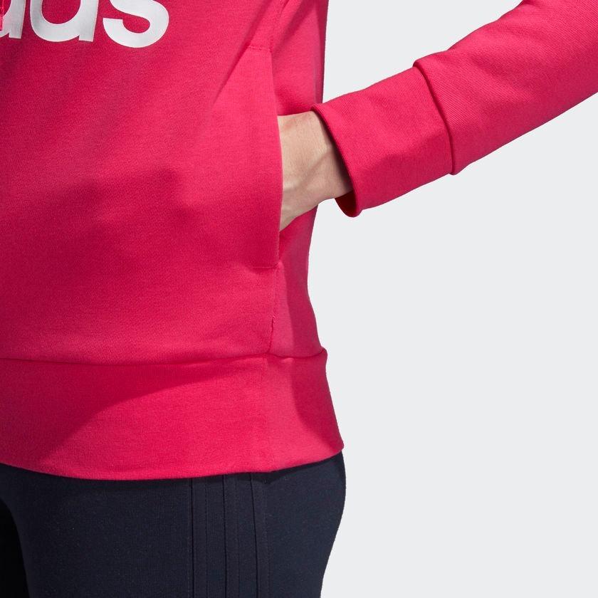 054aeb9bce6 blusa moletom adidas essentials feminina - original. Carregando zoom.