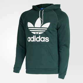 9427bf87433 Blusa Moletom adidas Originals Treofoil - Original
