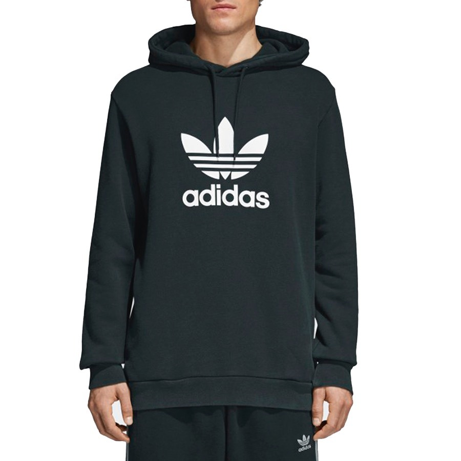 da775734ce8 Blusa Moletom adidas Originals Warm-up Trefoil (original) - R  249 ...