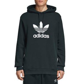 18a7e6b231e Blusa Moletom adidas Originals Warm-up Trefoil (original)