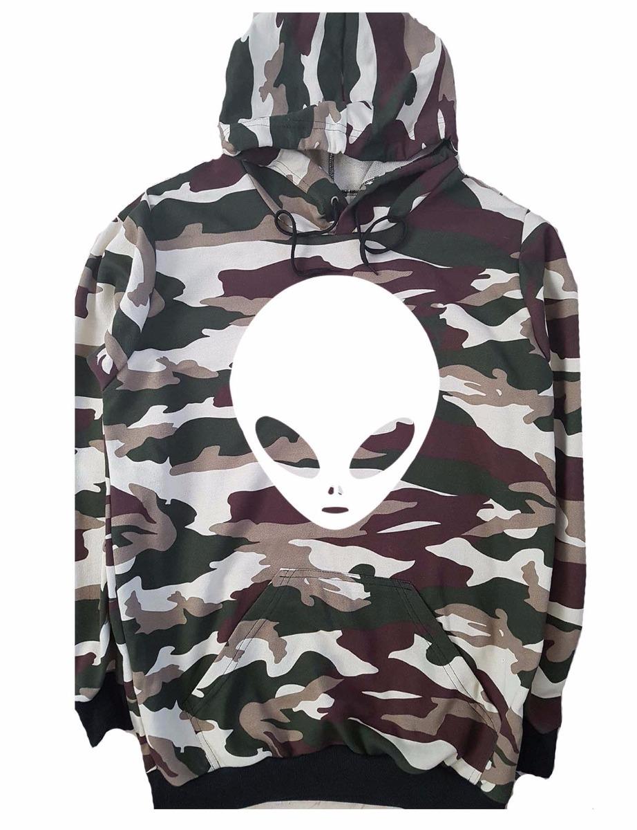 130919d4444eb blusa moletom alien et tumblr estilo camuflado top!!! Carregando zoom.