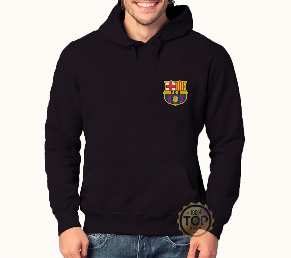 280cf2c777 blusa moletom barcelona futebol - casaco de frio moleton. Carregando zoom.