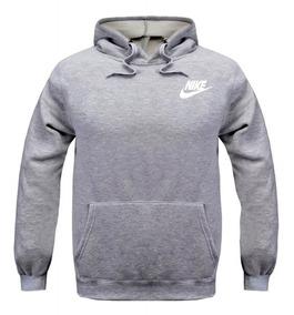 59dd31c550f55b Blusa Moletom Canguru Capuz Classic Nike Premium