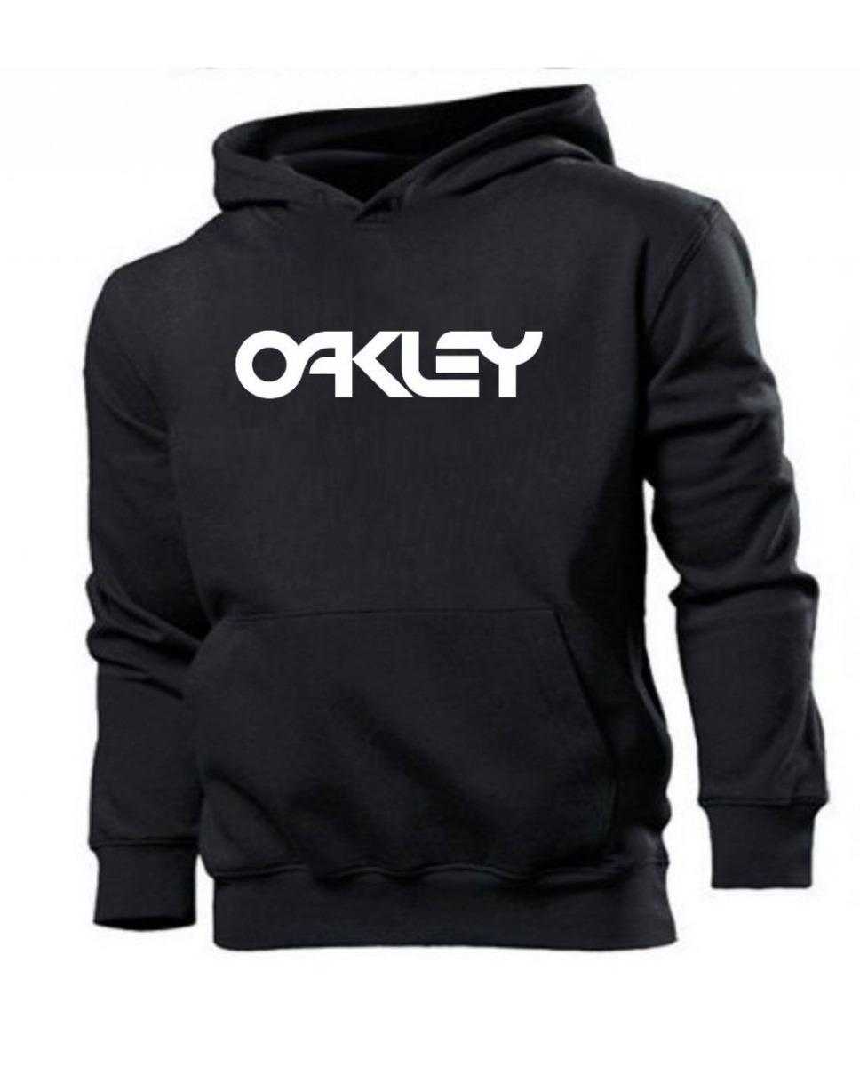 blusa moletom canguru capuz oakley moleton casaco masculino. Carregando  zoom. 692b3e526bc