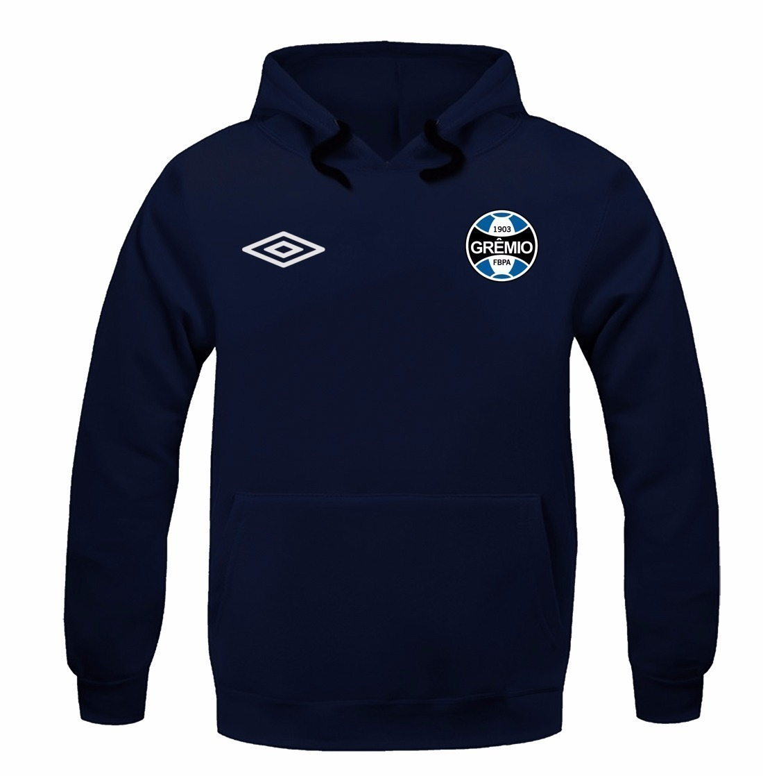 blusa moletom casaco de frio time grêmio futebol qualidade. Carregando zoom. 60161112519f8