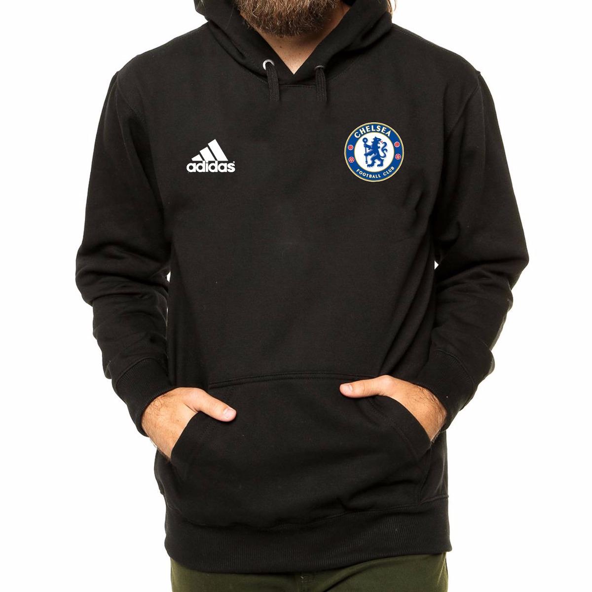 blusa moletom chelsea futebol casaco time futebol. Carregando zoom. 35ccbc0c318fa