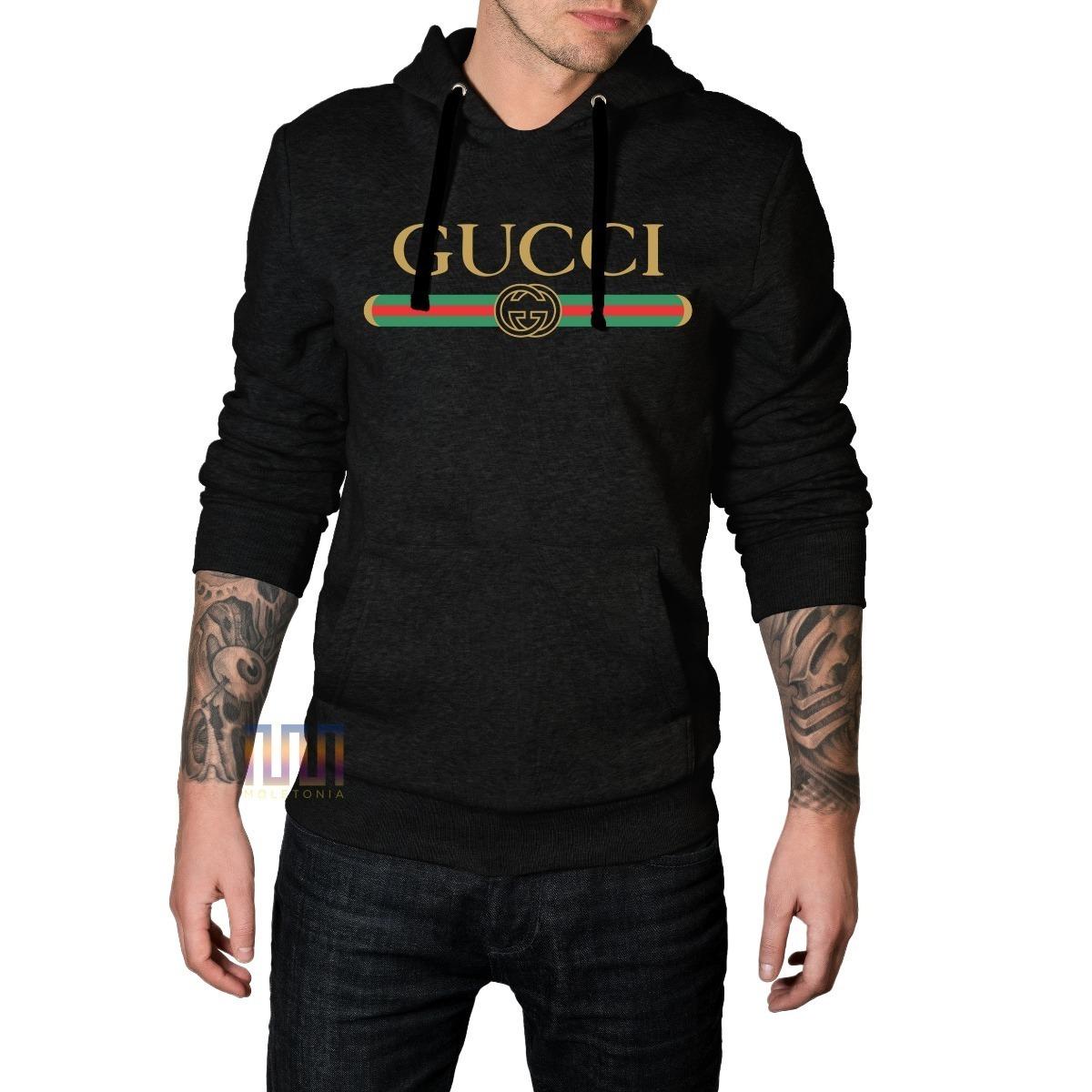 Blusa Moletom Gucci Kevinho Mc- Casaco Roupa Blusão De Frio - R  64 ... 22c2c6a2d0349