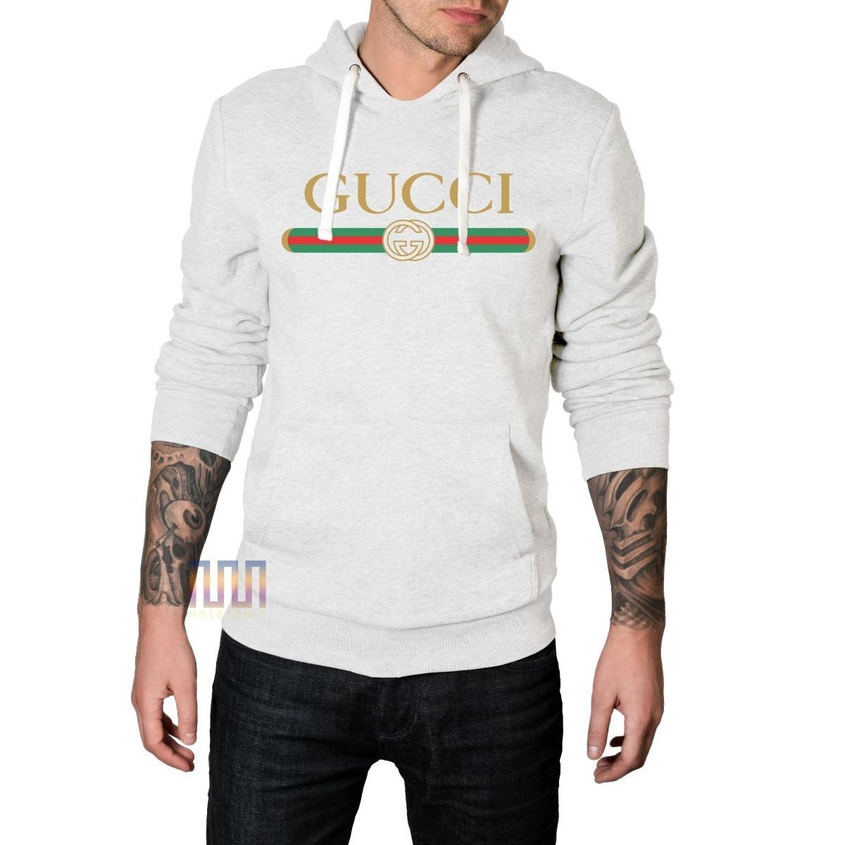 Blusa Moletom Gucci Kevinho Mc- Casaco Roupa Blusão Mod 02 - R  64 ... 011dca803318e