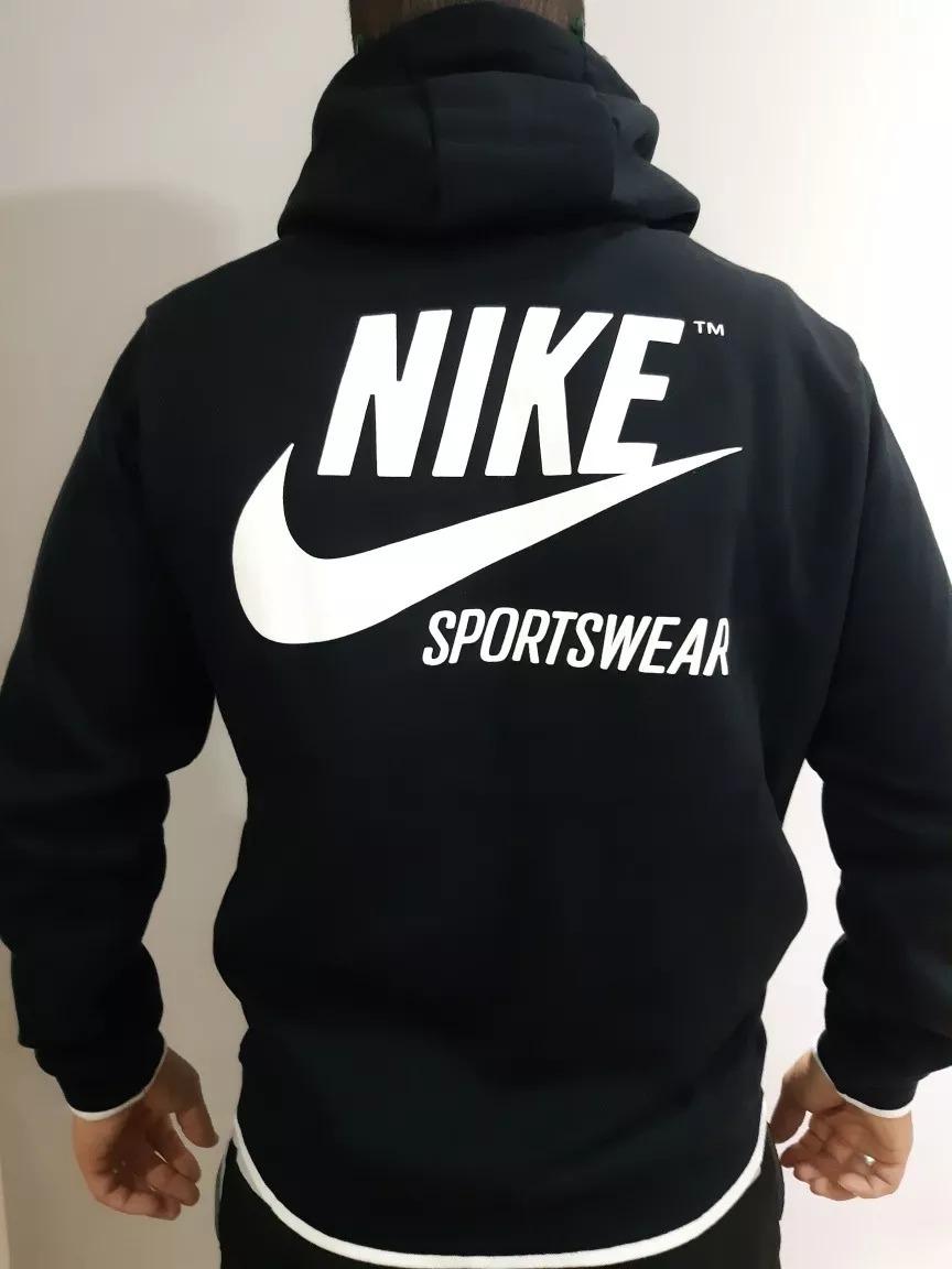 604b54ea37 blusa moletom nike sportswear original promoção. Carregando zoom.