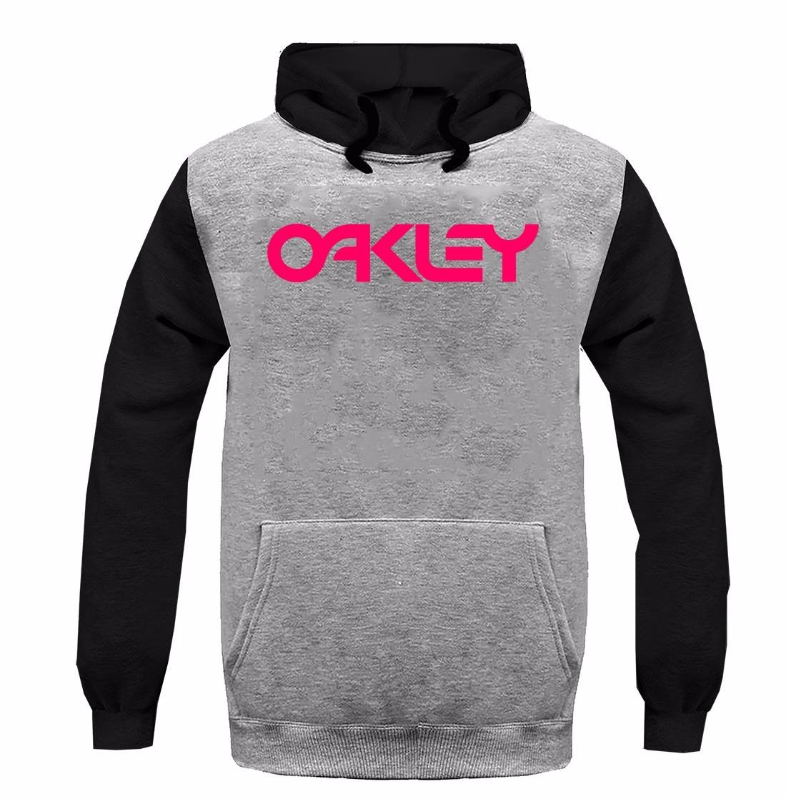 oakley feminino blusa de frio