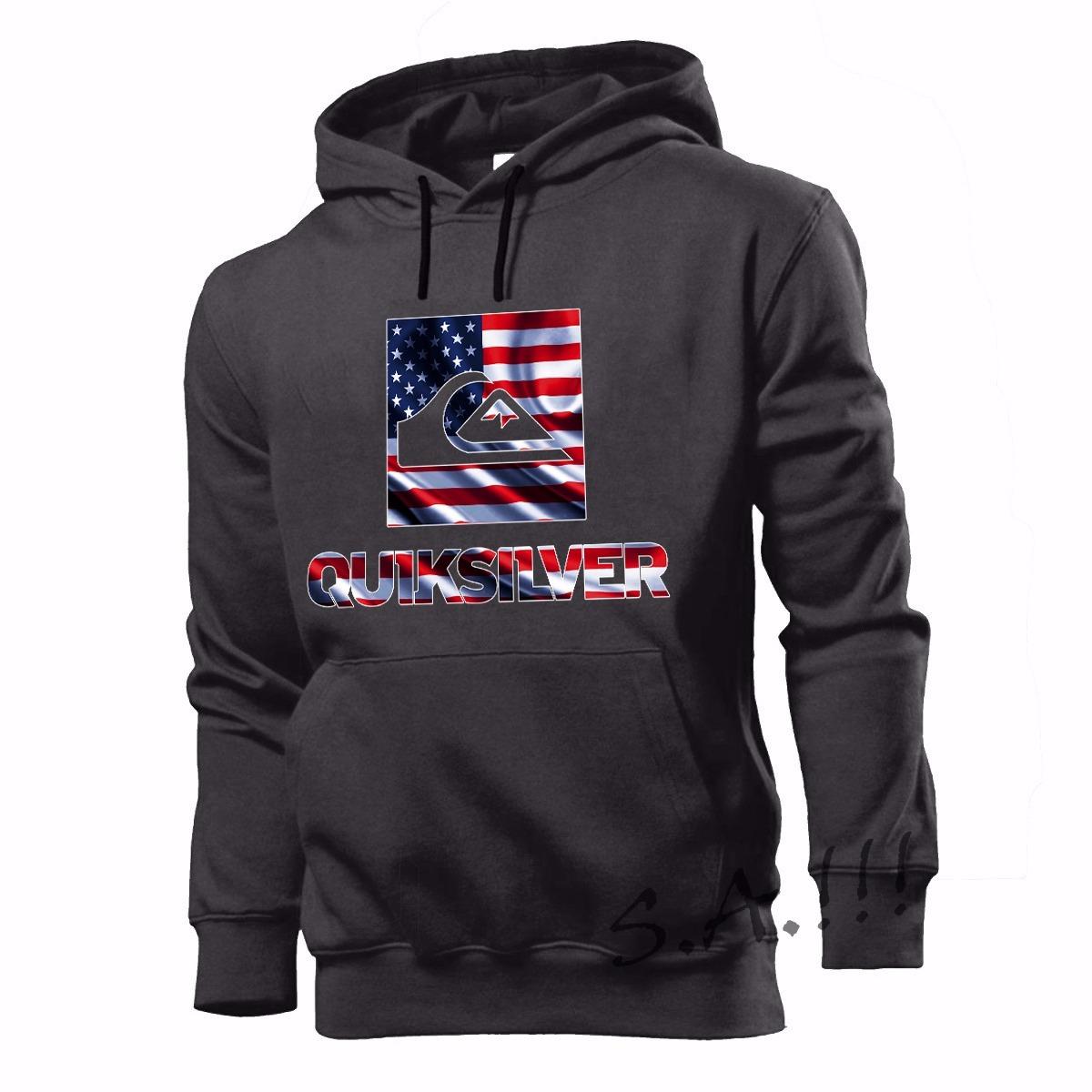 blusa moletom quiksilver usa - casaco de frio america eua. Carregando zoom. ffbb34ab2d