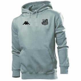 c7d7ee831b5 Blusa Moletom Santos Peixe Tocida Jovem Futebol