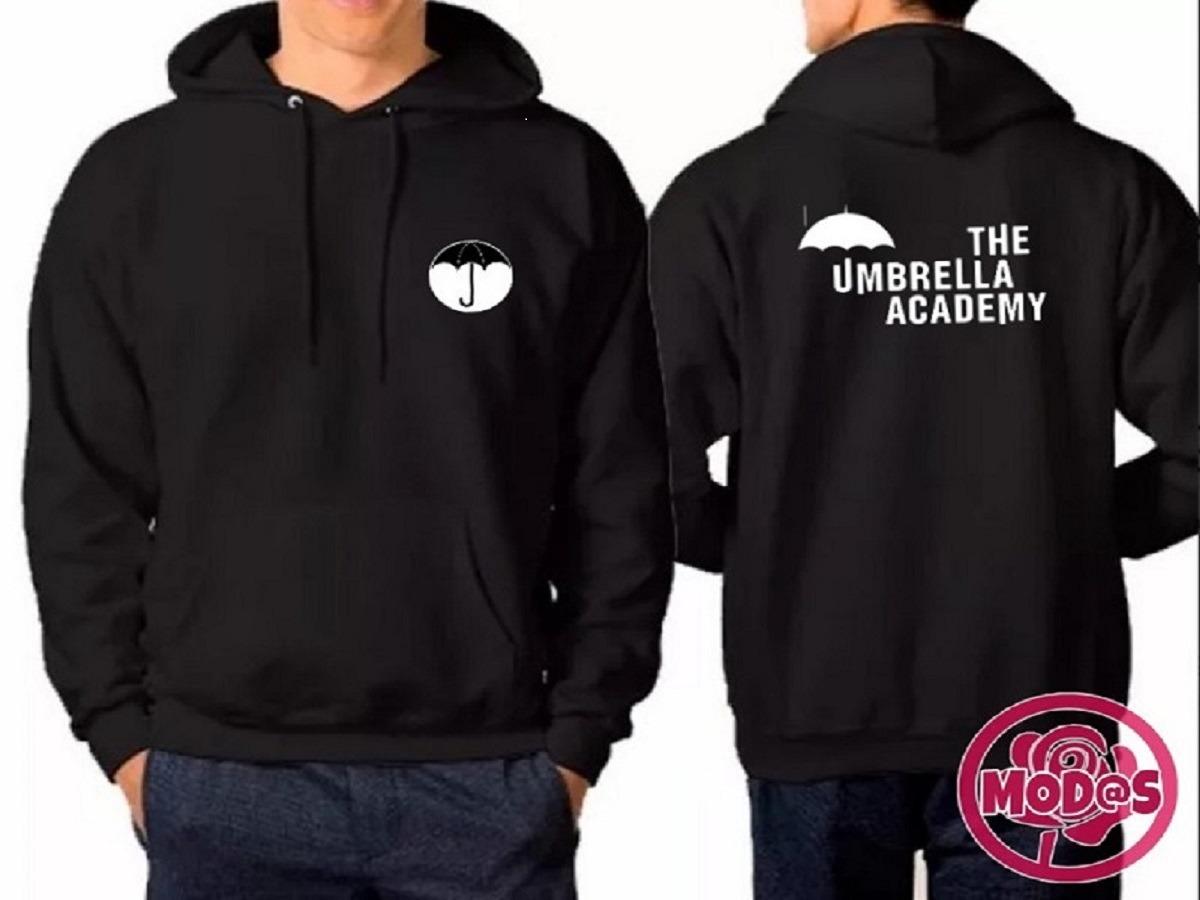 3c3bba530 blusa moletom the umbrella academy - casaco serie + brinde. Carregando zoom.