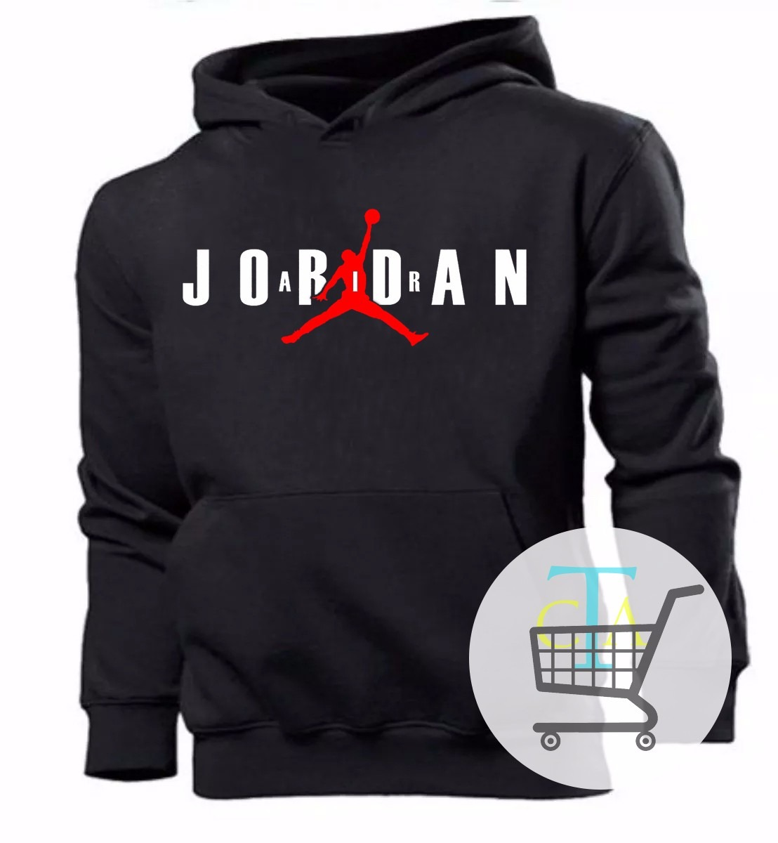 bec9f0560 blusa moleton air jordan basquete - super promoção. Carregando zoom.