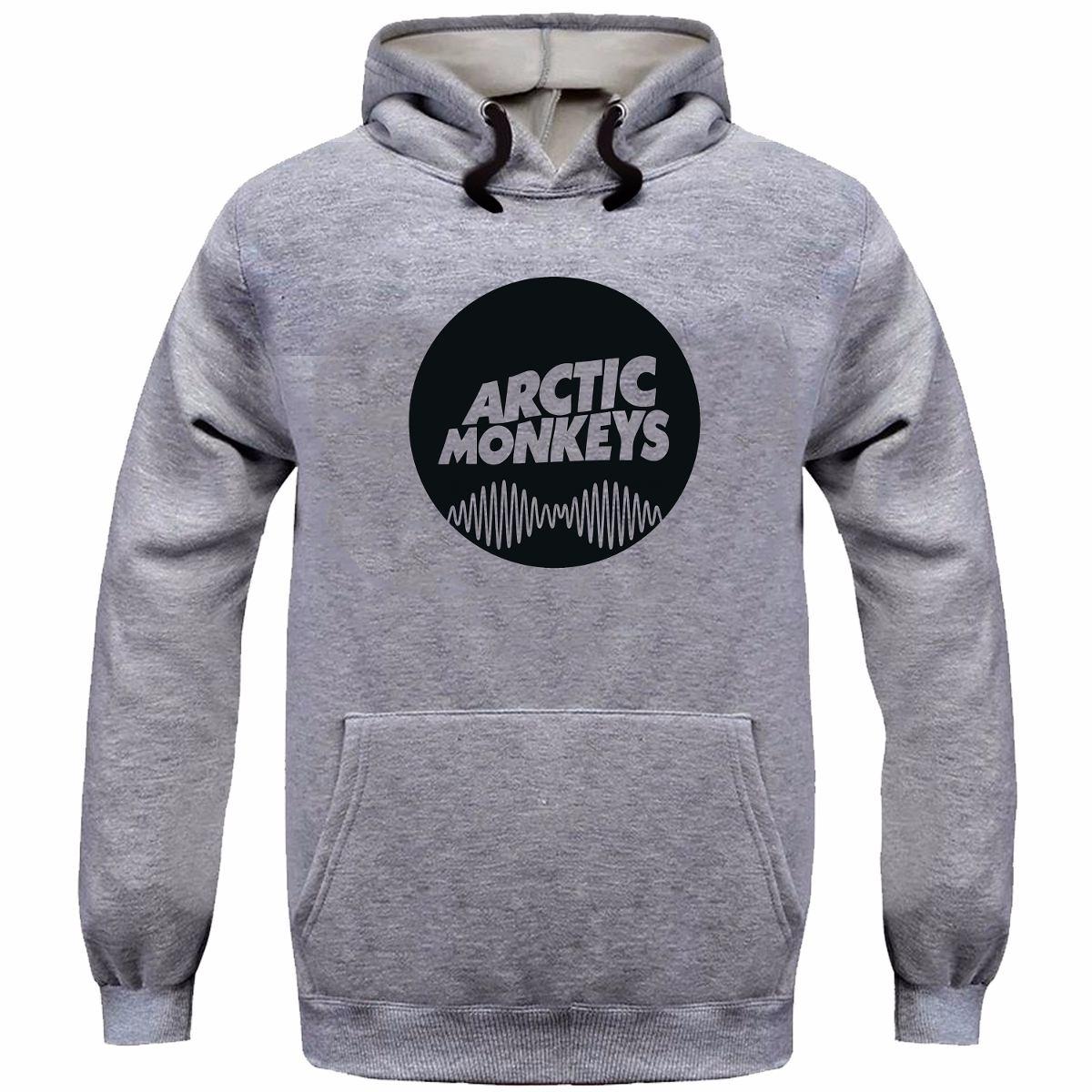 Blusa Moleton Arctic Monkeys Frete Grtis Promoo R 6387 Em Hoodie Mercado Livre