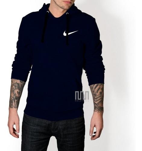 blusa moleton classic masculino c/ capus casaco de frio .