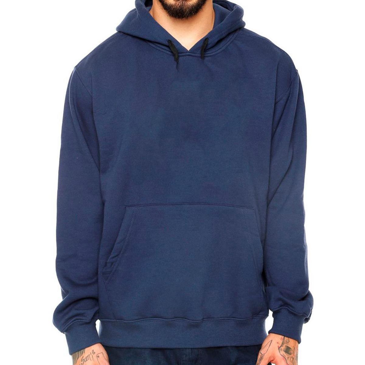 b90c947b68 blusa moleton unissex liso varias cores promoção casaco. Carregando zoom.