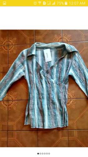 blusa mujer bambula