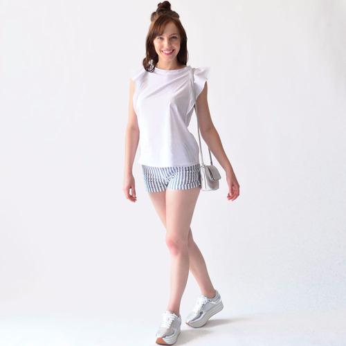 blusa mujer ligera rack & pack algodón colores verano