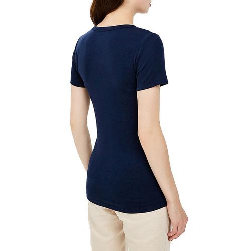 blusa mujer manga corta