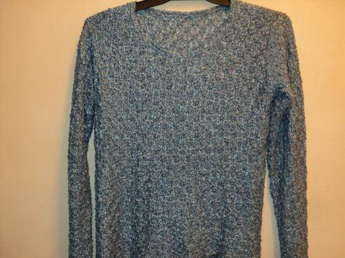 blusa mujer manga larga talle 1 sisa 42cm