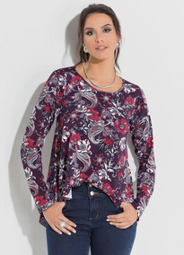 282aac7e68 Camisetas e Blusas para Feminino em Demarchi