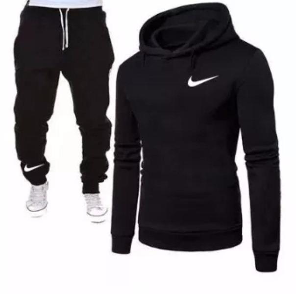 8ab208ed6bd Blusa Nike Moletom + Calça Masculino Promoção - R  159