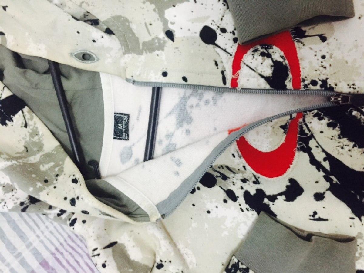 51a2b396c92a1 Blusa Oakley Camuflada - White Camo   Raridade - R  900,00 em ...