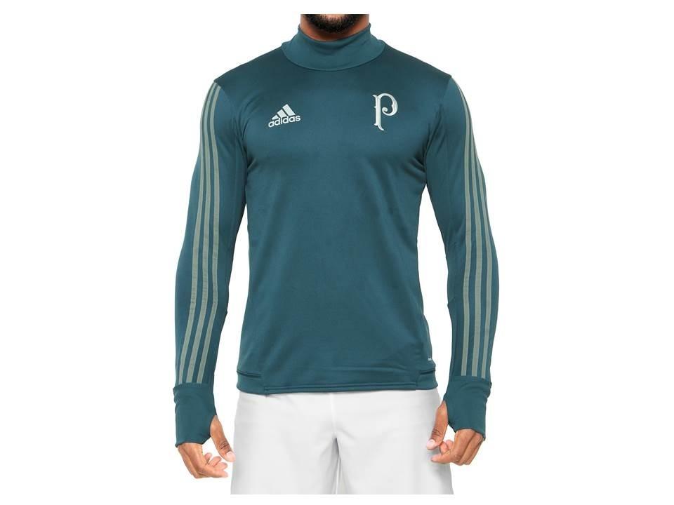 Blusa Palmeiras Tam G Moletom adidas Original 1magnus - R  199 7b2d1b65d050e