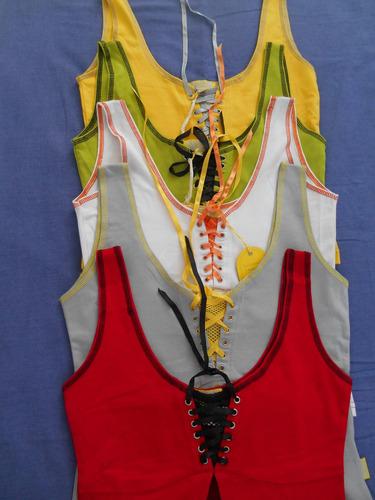 blusa para dama de tirantes strech importada marca s'ebo