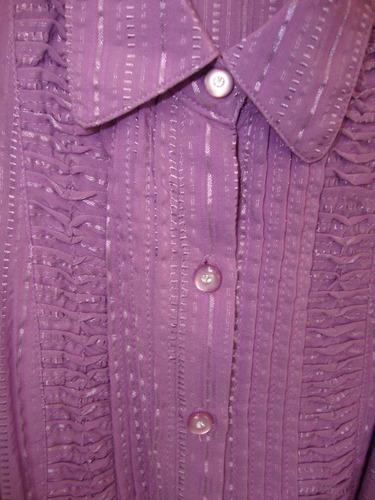blusa para dama de vestir