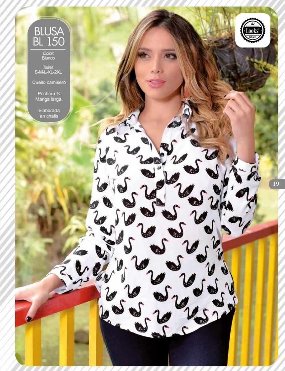 742eb3d78 Blusa Para Dama Moderna Varios Colores -   55.000 en Mercado Libre