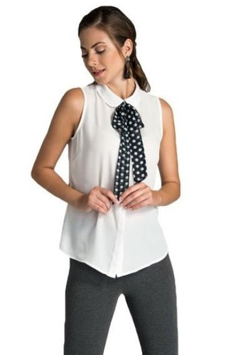 bbf771671 Blusa Para Dama Yaeli Fashion Color Blanco 176133 Ppv18 -   383.00 ...