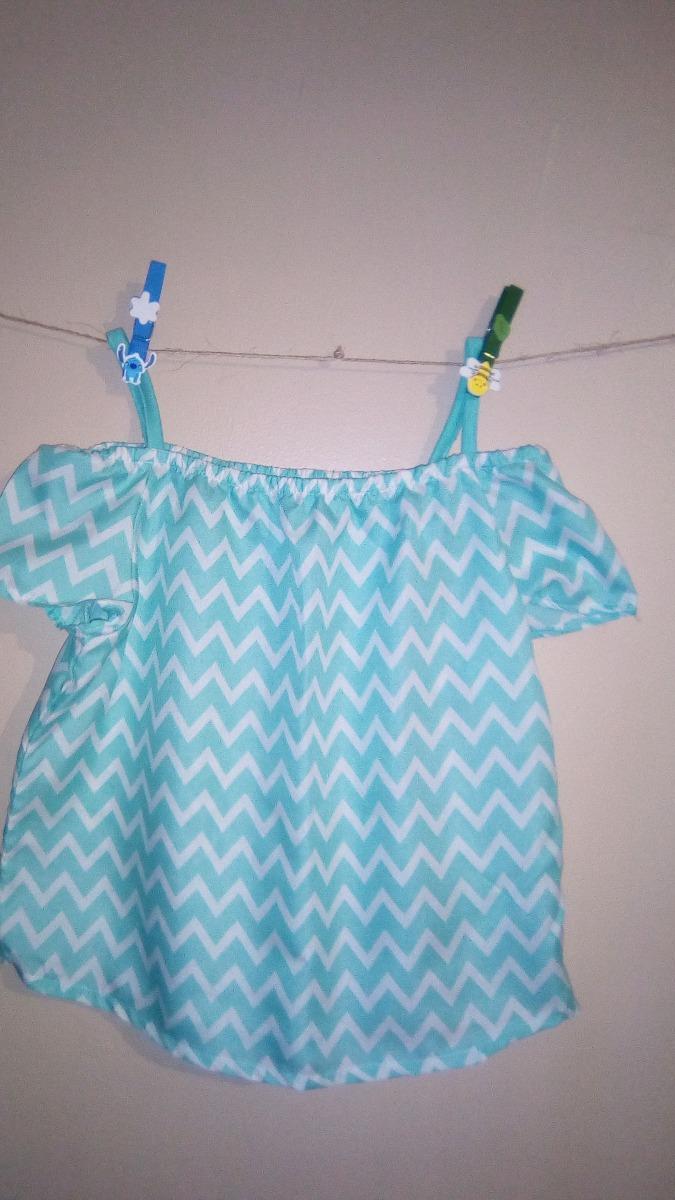2b0360868 Blusa Para Niña A La Moda - Bs. 58,50 en Mercado Libre
