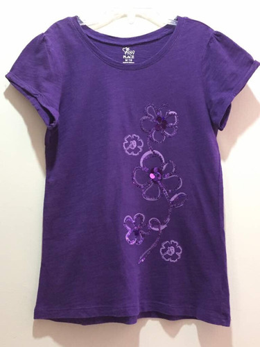 blusa para niña the children's place. talla m (7/8)