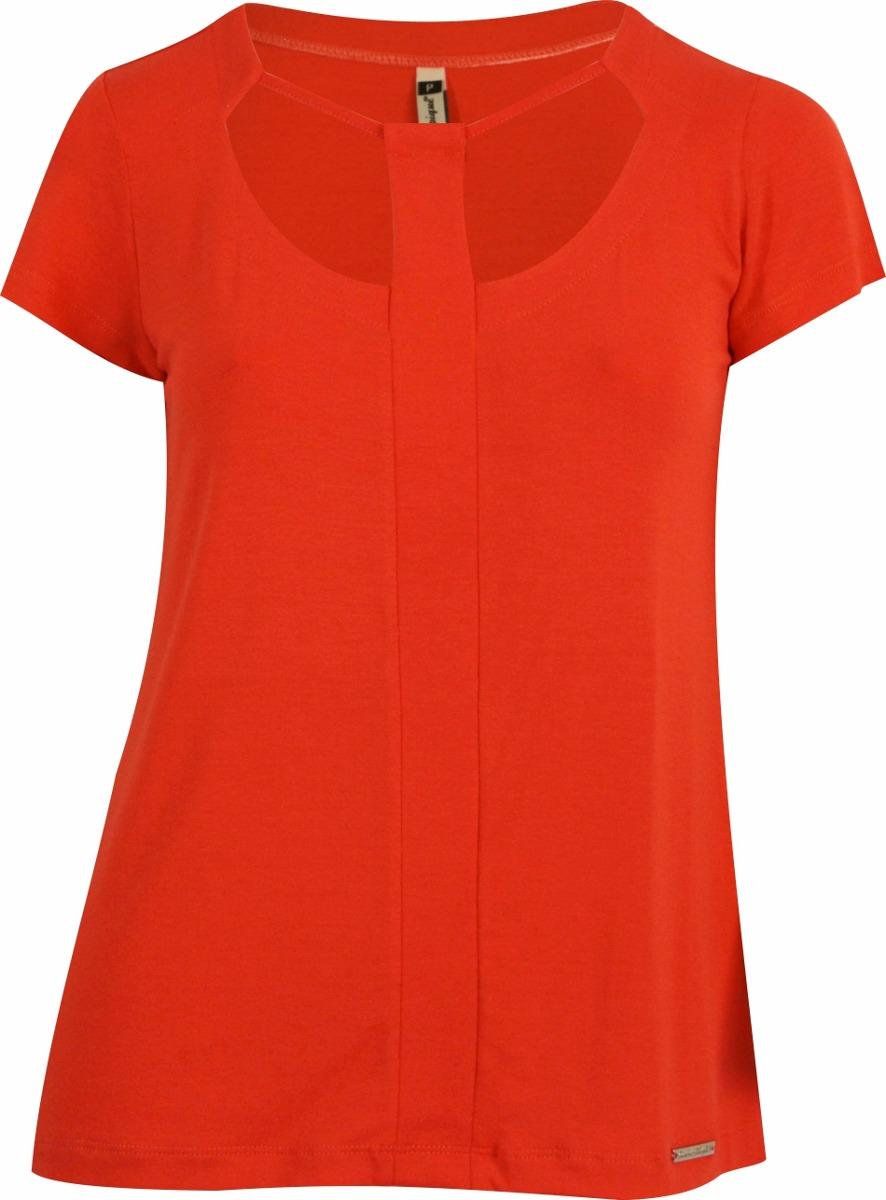 35cae3fd61 blusa pau a pique decote vazado laranja laranja - p pau a pi. Carregando  zoom.