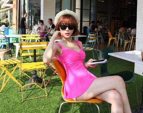 blusa peplum moda asiatica diseñosextrem2013