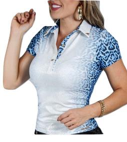 12f71d9136 Blusa Gata Malhada Animal Print - Calçados