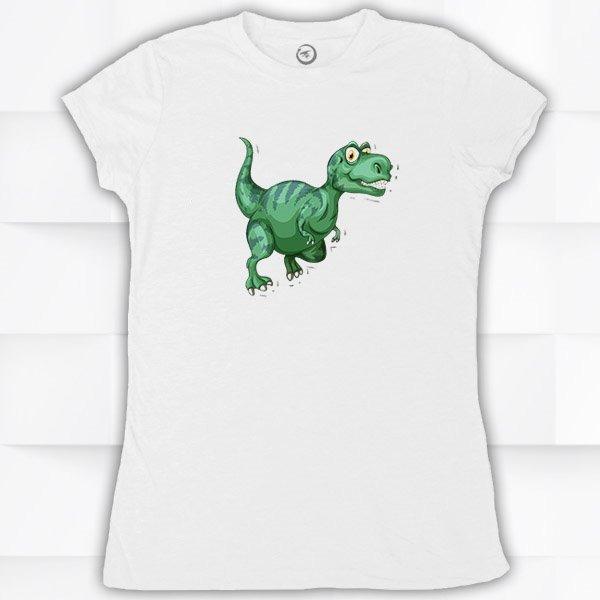 O Hombre Mujer Dinosaurio 1204 Blusa Playera EqOTw5gw