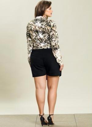 blusa plus size - roupa tamanhos grandes