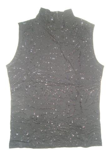 blusa polera cacharel importada c/glitters e.gratis+cuotas