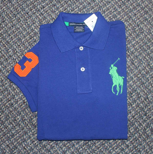 blusa polo ralph lauren big pony g / l feminina original