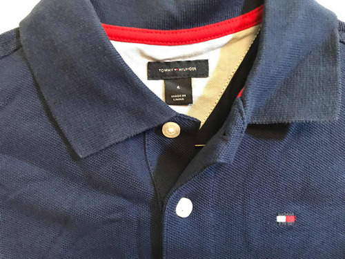 Blusa Polo Tommy Hilfiger Para Niño Talla 4 No Nautica Bebe ... 5c43132c57d6f